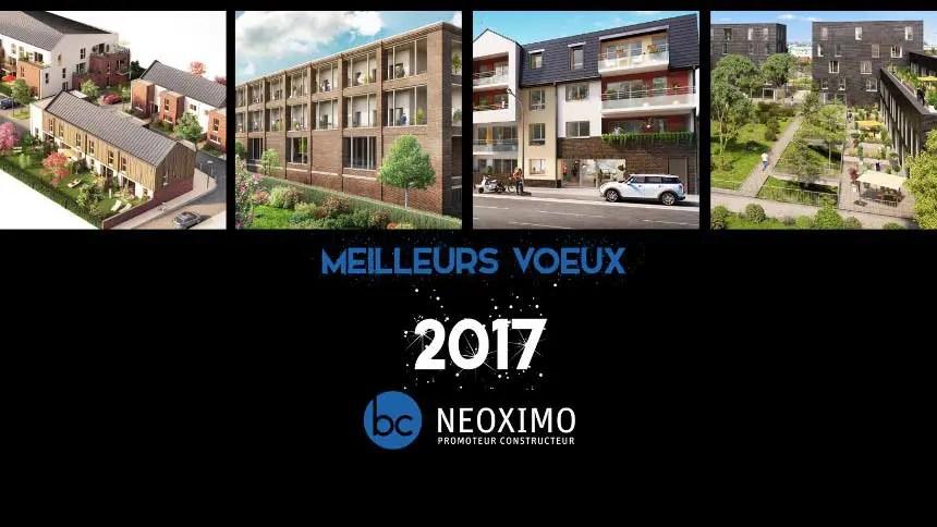 L'équipe de Neoximo vous adresse ses meilleurs voeux pour 2017