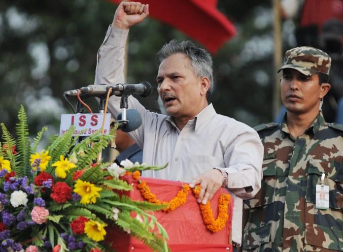 Baburam Bhattarai to quit Vice Chairmain