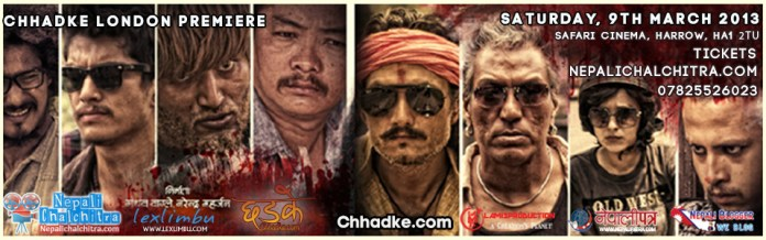 Chhadke Nepali Movie Record Breaking Figures