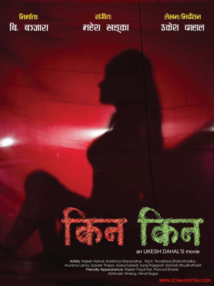 Kina Kina Nepali Movie Official Poster NepalFM