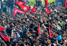 Nepal Cricket Crowd ACC Cup