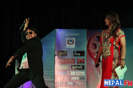 Nepali Movies Awards 2070 54
