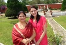 Shanta Regmi wife of Khil Raj Regmi1
