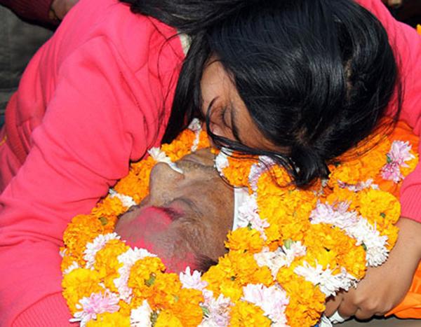 Shiva regmi dead
