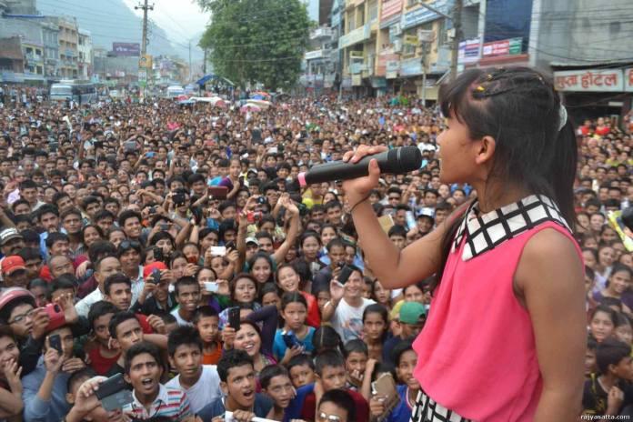 Teriya Magar in Nepal Performance