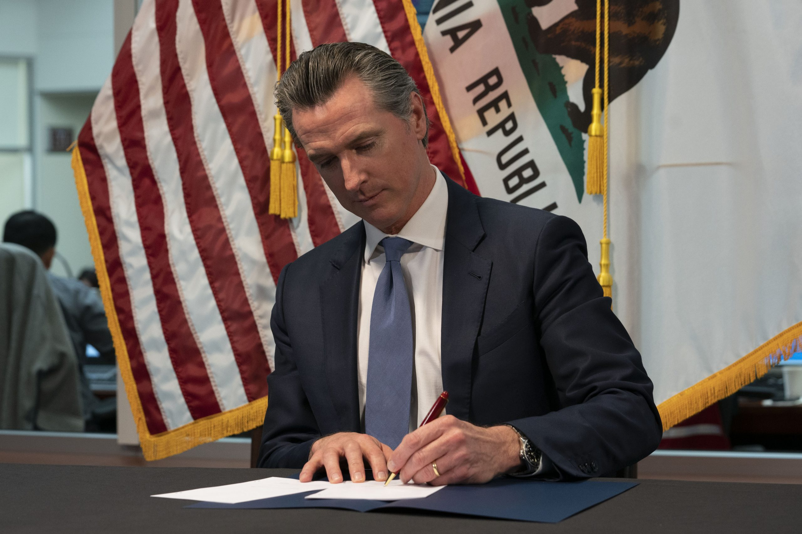 Gavin christopher newsom (born october 10, 1967) is an american politician and businessman serving as the 40th governor of california since january 2019. Governor Newsom Issues Executive Order on Judicial Council