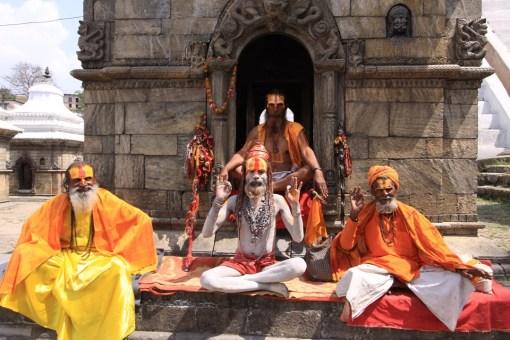 Entre Bouddhisme et Hindouisme