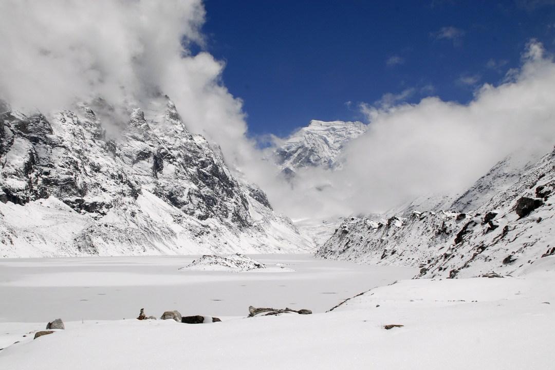 Trekking du Col de Tashi Lapcha au Népal