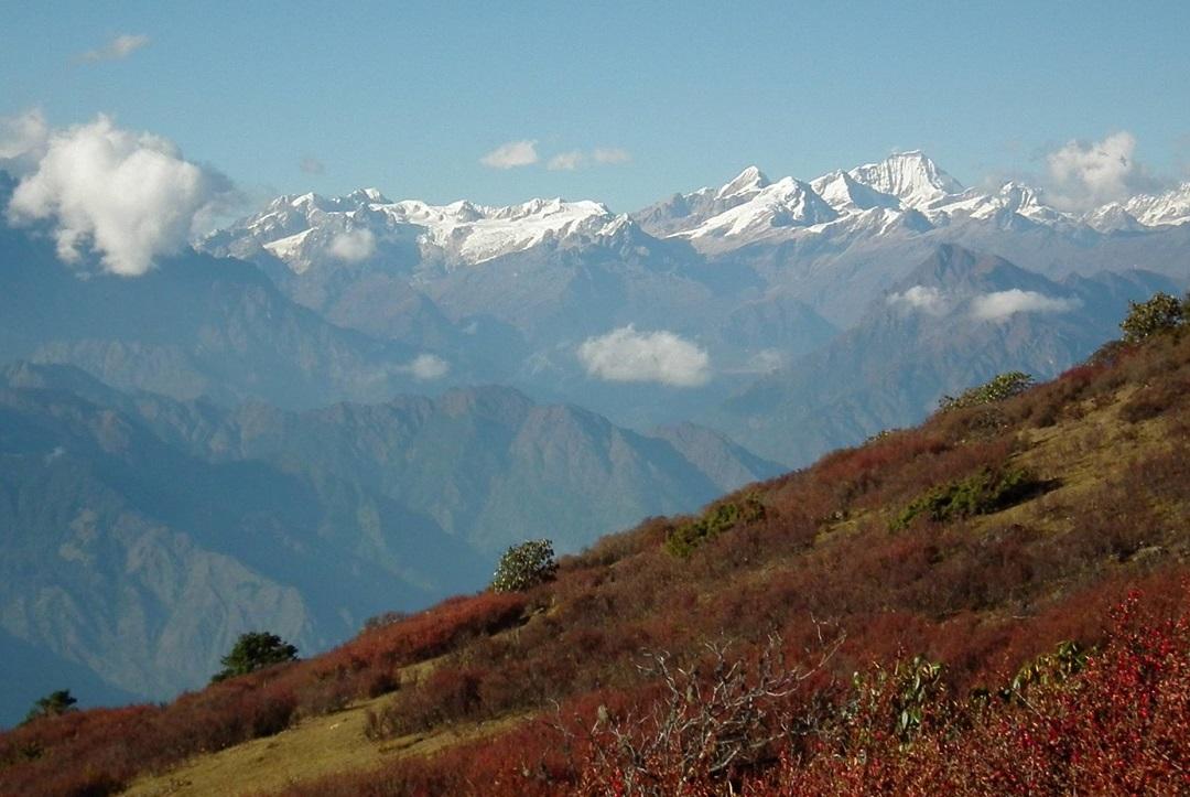 Trekking du Tour du Langtang au Népal