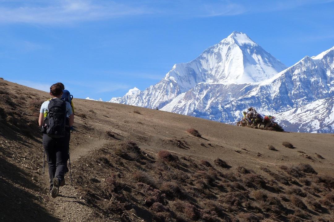 Trekking du Tour du Manaslu et des Annapurnas au Népal
