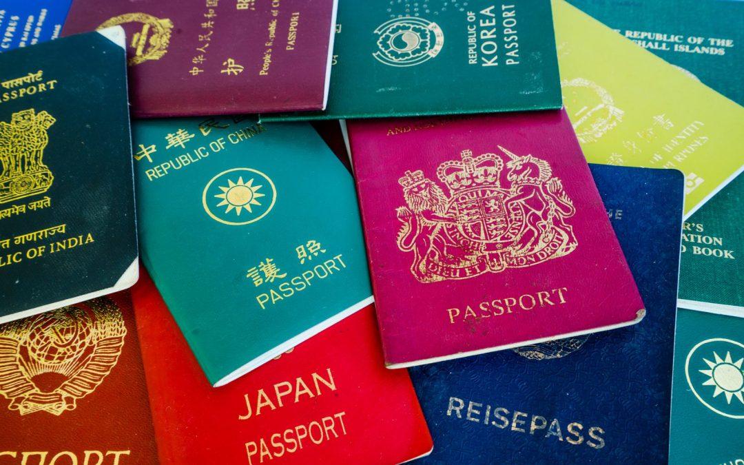 Visa au Népal