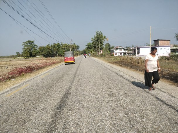 ilam road to terai