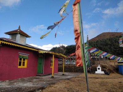 jhaubari monastery