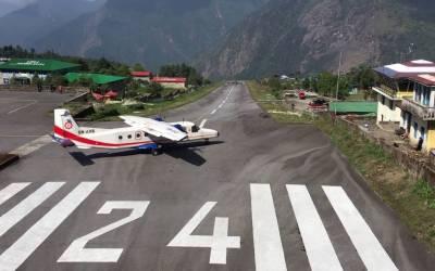 L'Aérodrome de Lukla