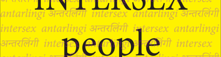 Intersex Story book from Nepal