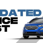 Updated Ford Cars Price In Nepal