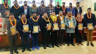 Madhu Sudhan Pradhan and Team