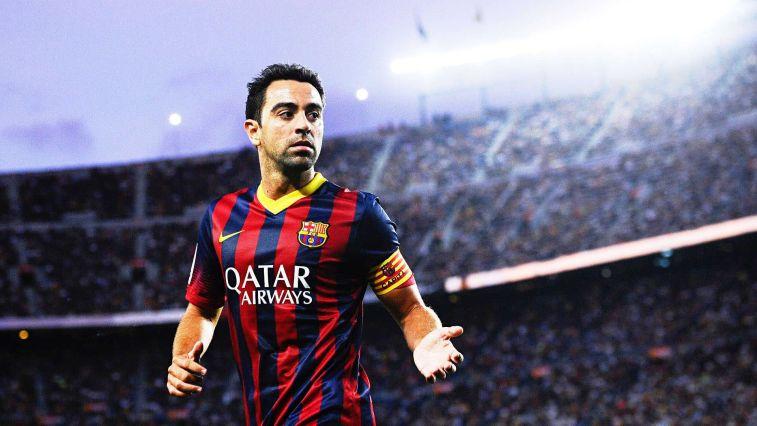Xavi Hernandez New Barcelona Coach