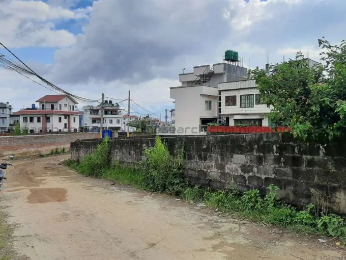 land for sale at Buddha Colony