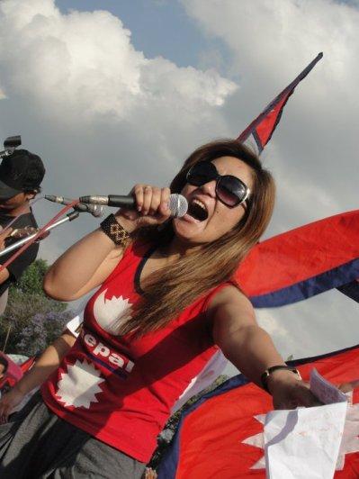 Abahaya Subba Rocks Nepal Unites Concert