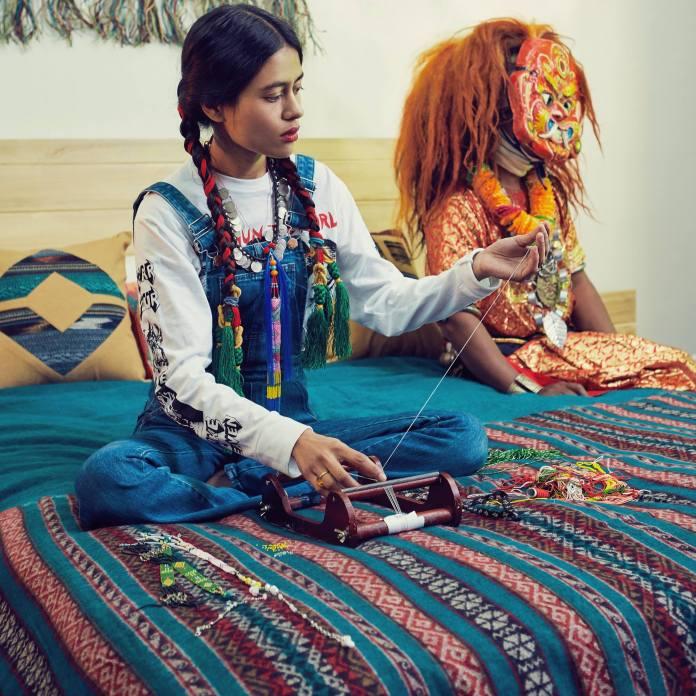 Arpana Rayamajhi Short Film by Lufthansa Image