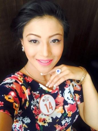 Evana Manandhar Miss Nepal 2015 31