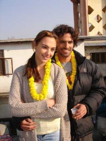 Gal Gadot in Nepal 11