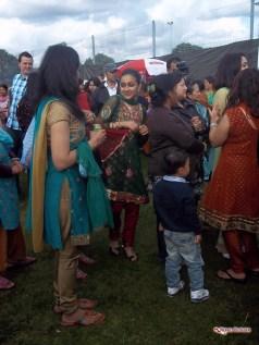 Cultural Dances at Gulmi Samaj Uk
