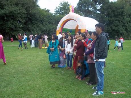 Group Pose - Gulmi Samaj Uk