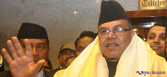 Jhalanath Khanal, Prime minister of Nepal