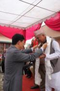 KP Oli Minister Nepal Respect