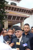 KP Oli Minister Nepal