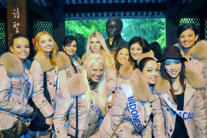 Miss International Activities Sarina Maskey