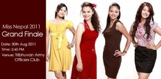 Miss Nepal 2011 Finale