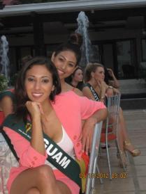 Nagma Shrestha in Miss Earth 2012 10