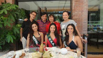 Nagma Shrestha in Miss Earth 2012 20
