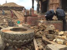 Nepal Earthquake Kathmandu Temple 5