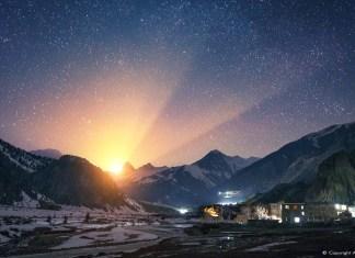 Nepal Himalayas Featured Nepali Blogger