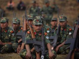 Nepal Maoist Rebels