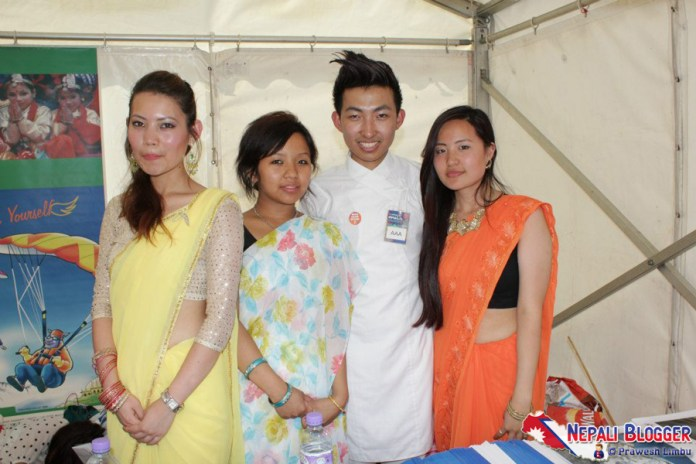 Nepal at London Mela 2012 (1)