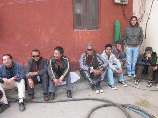 Nepali Bands at Bryan Adams concert in Nepal