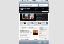 Nepali Blogger Live Version 2010