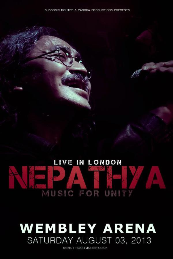 Nepathya Perform Wembley Arena London