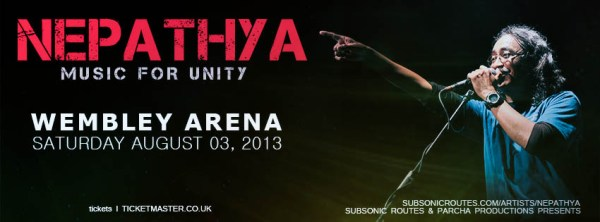 Nepathya Band to Perform in Wembley Arena London