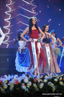 Samriddhi Rai Miss Tourism Queen 15