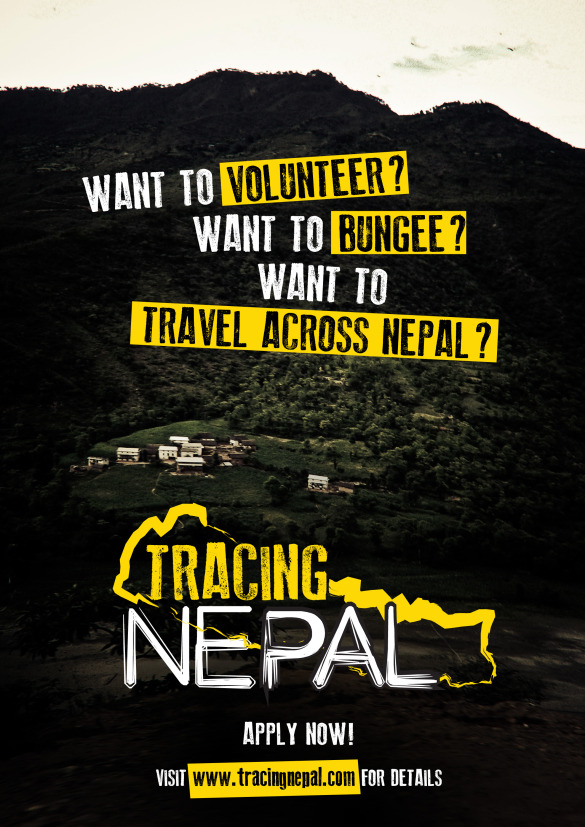 Tracing Nepal Event 2014