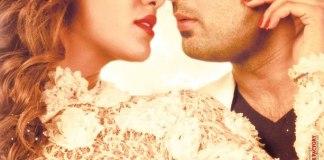 Aryan Sigdel Priyanka Karki in Kollywood Movie Poster