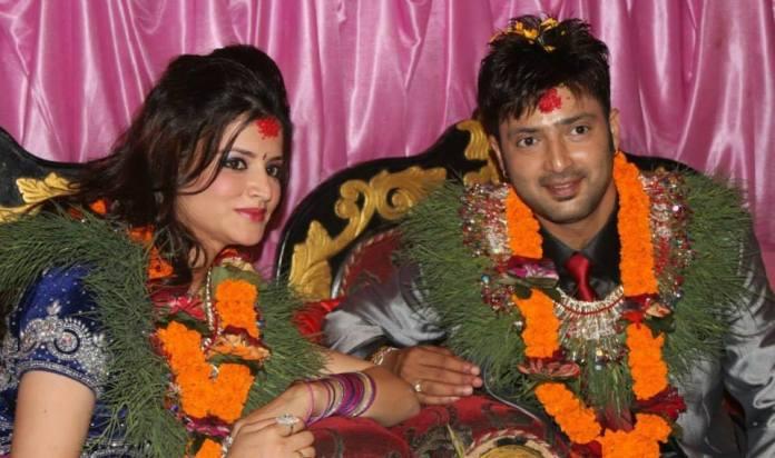 Aryan Sigdel Sapana Bhandari engagement 3