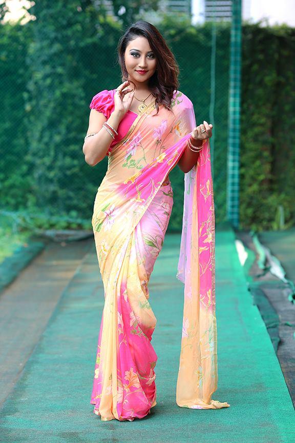Ashishma Nakarmi Happy Dashain 2015