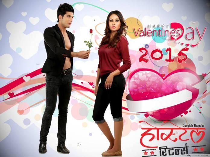 Hostel Returns Nepali Movie Happy Valentine Day